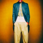 """2 HOT in Berlin - FriendlySociety Sommer Style"" Foto: Galya Feierman at #Bunkerstudio Berlin Styling / H&M by Gregor Marvel Model: Mr.GoM  Cutaway: #Brachmann Shirt: #BotoxDesaster Pants: #GregOrMarvel Ring: #4everSculptureRing.com Shoes: #ALDO – mit Gregor Marvel, Galya Feierman, Friendly Society und Brachmann."
